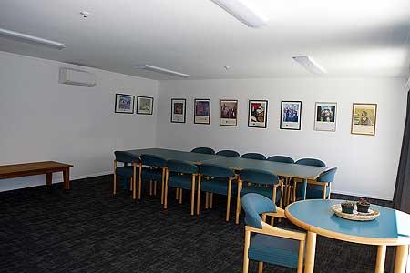 ECCT meeting area